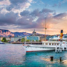 Genève lac léman